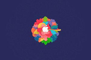 Apple Osx Logo 5k Wallpaper
