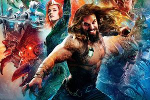 Aquaman 2018 Movie Wallpaper