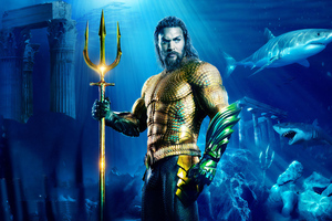 Aquaman 4k New