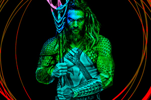 Aquaman Arts