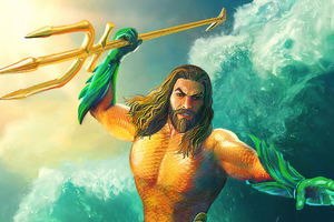 Aquaman Arts New