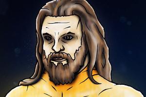 Aquaman Character Artwork