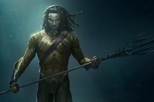 Aquaman Concept Artwork