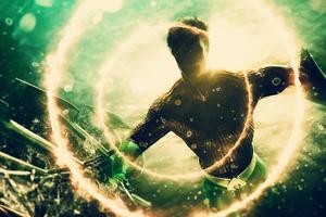 Aquaman Dc Artwork 4k Wallpaper