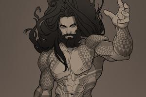 Aquaman Fan Art