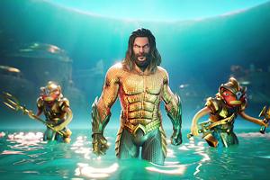Aquaman In Fortnite