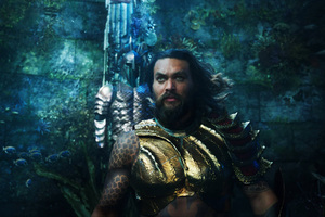 Aquaman In UnderWater