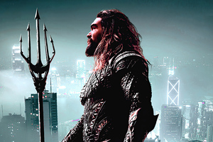 Aquaman Justice League 4k 2020 Wallpaper