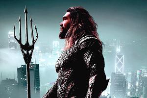 Aquaman Justice League 4k 2020