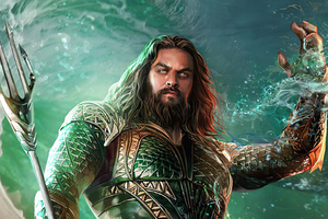 Aquaman King Wallpaper