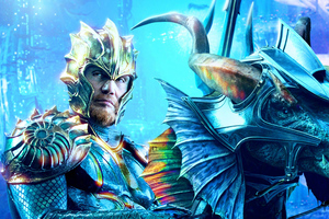 Aquaman King Nereus