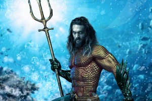 Aquaman King Of The Seven Seas Wallpaper