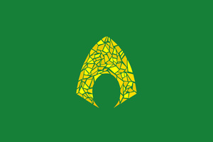 Aquaman Logo Artwork