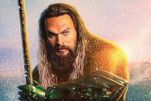 Aquaman Movie New Poster