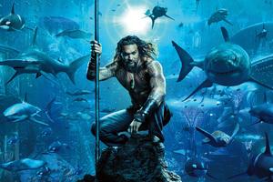 Aquaman Movie Poster 2018