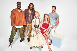 Aquaman Movie Star Cast