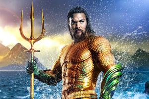 Aquaman New Wallpaper