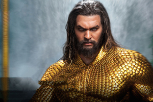 Aquaman New 4k 2020 Wallpaper