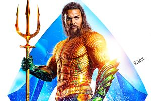 Aquaman New Artwork Wallpaper