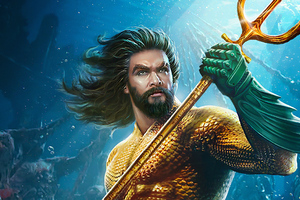Aquaman Newart King