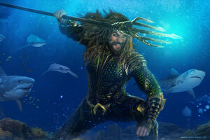 Aquaman Protector Of The Oceans