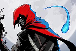 Aragami Ninja 4k Wallpaper