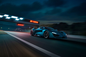 Arcfox GT Race Edition 2020 5k