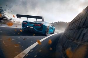 Arcfox GT Race Edition 2020 Rear Wallpaper