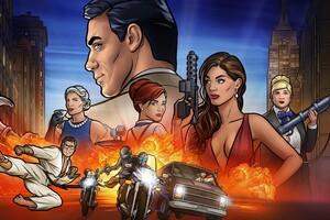 Archer Season 11 Wallpaper