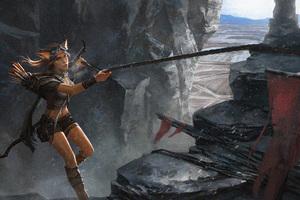 Archer Warrior 4k