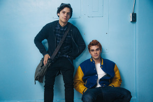 Archie Andrews Kj Apa And Jughead Cole Sprouse