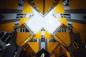 Architecture Building Abstract 4k Wallpaper