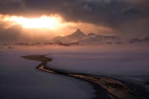 Arctic Norway Wallpaper