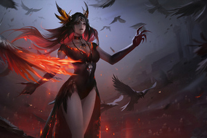 Arena Of Valor Witch 4k Wallpaper