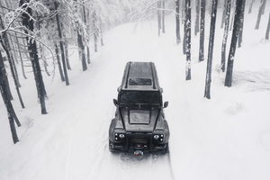 Ares Design Land Rover Defender 2018