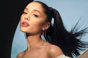 Ariana Grande Allure Photoshoot Wallpaper