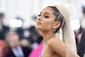 Ariana Grande American Singer 4k