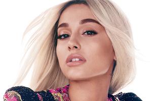 Ariana Grande Elle 2018