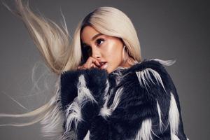 Ariana Grande Elle 2018 5k