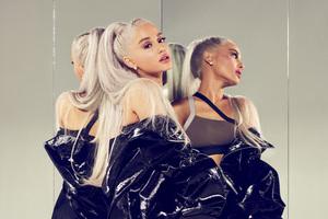 Ariana Grande Reebok 2018 5k