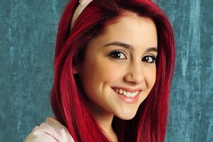 Ariana Grande Smile