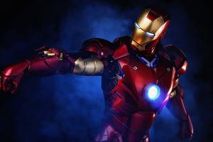 Armour Iron Man Wallpaper