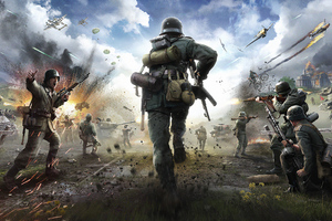 Army Man 4k