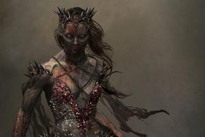 Army Of The Dead Alpha Queen 5k Wallpaper