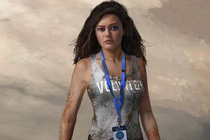 Army Of The Dead Kate Ward 4k Wallpaper