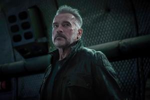 Arnold Schwarzenegger In Terminator Dark Fate