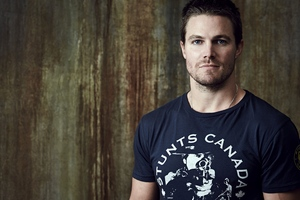 Arrow Cast Stephen Amell Wallpaper