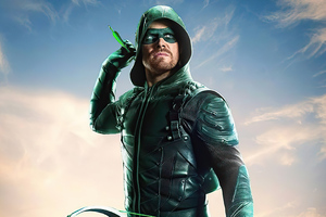 Arrow Ficitonal Superhero 4k