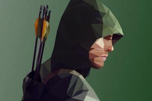 Arrow Low Poly