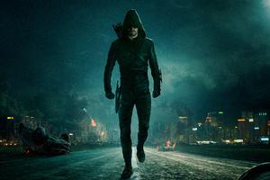 Arrow Season 3 5k Wallpaper